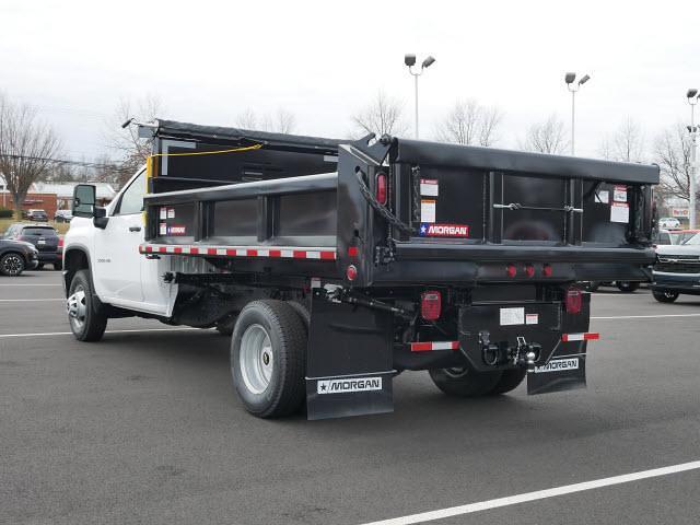 2020 Chevrolet Silverado 3500 Regular Cab DRW 4x4, 11 ft dump #W0376 - photo 1