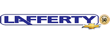 Lafferty Chevrolet Company logo