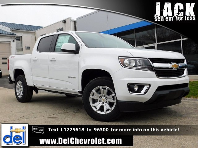 2020 Chevrolet Colorado Crew Cab 4x4, Pickup #205496 - photo 1