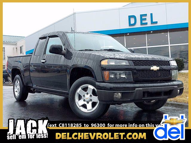 2012 Chevrolet Colorado Extended Cab 4x2, Pickup #205753B - photo 1