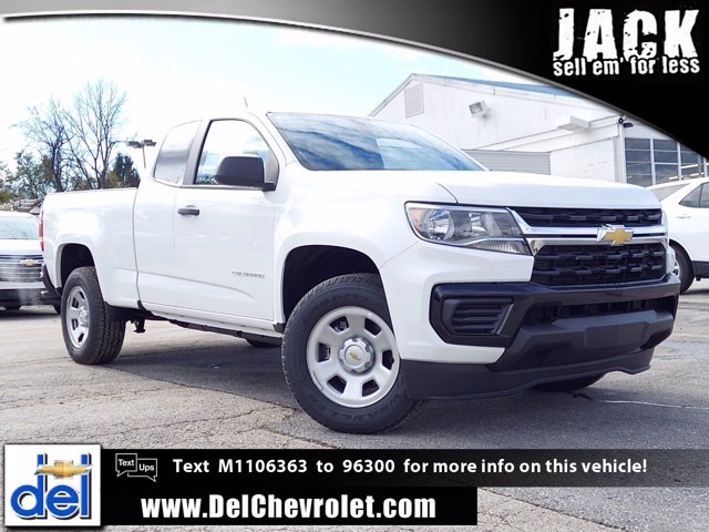 2021 Chevrolet Colorado Extended Cab 4x2, Pickup #215031 - photo 1