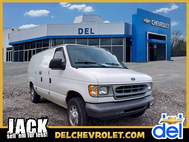 1999 Ford E-250 4x2, Empty Cargo Van #DRAC083A - photo 1