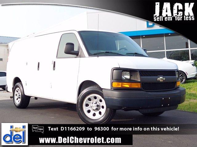 2013 Chevrolet Express 1500 RWD, Empty Cargo Van #P00705 - photo 1