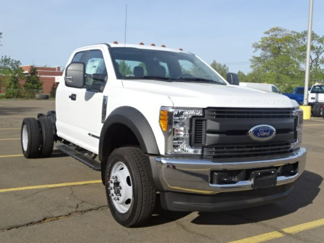2017 F-550 Super Cab DRW 4x4, Cab Chassis #27T288 - photo 12