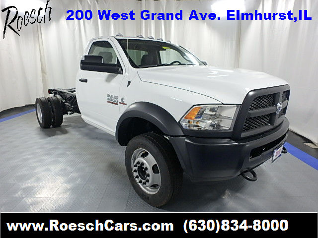 2016 Ram 4500 Regular Cab DRW 4x4, Cab Chassis #12842 - photo 3