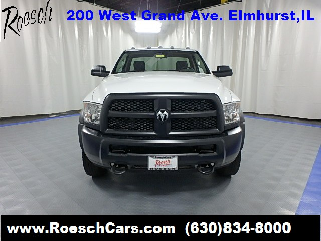 2016 Ram 4500 Regular Cab DRW 4x4, Cab Chassis #12842 - photo 4