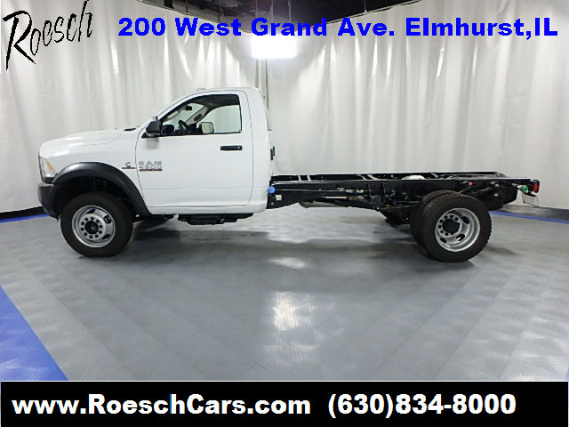 2016 Ram 4500 Regular Cab DRW 4x4, Cab Chassis #12842 - photo 5