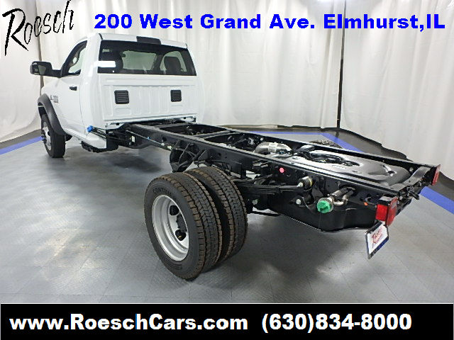 2016 Ram 4500 Regular Cab DRW 4x4, Cab Chassis #12842 - photo 2