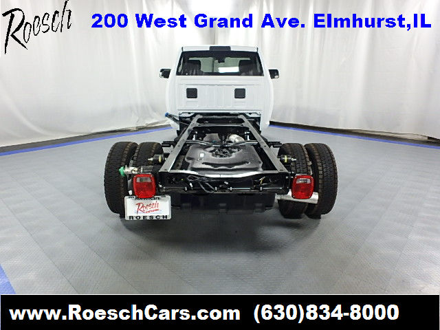 2016 Ram 4500 Regular Cab DRW 4x4, Cab Chassis #12842 - photo 6