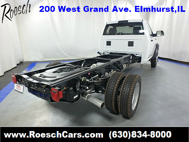 2016 Ram 4500 Regular Cab DRW 4x4, Cab Chassis #12842 - photo 7