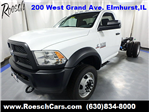 2016 Ram 4500 Regular Cab DRW 4x4, Cab Chassis #12842 - photo 1
