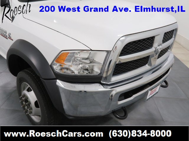 2017 Ram 5500 Regular Cab DRW 4x2,  Cab Chassis #13183 - photo 4