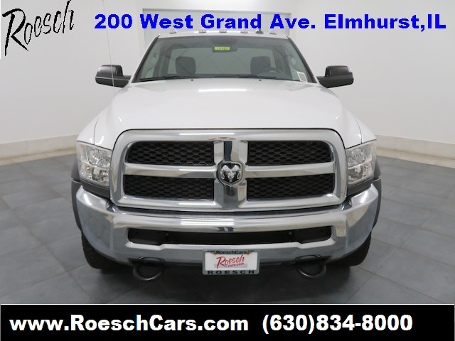 2017 Ram 5500 Regular Cab DRW 4x2,  Cab Chassis #13183 - photo 5