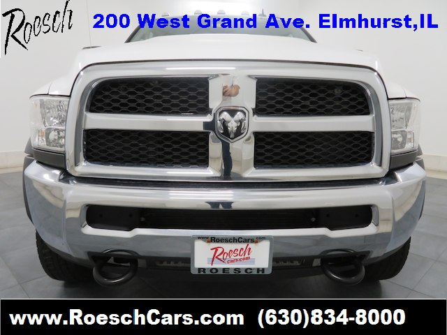 2017 Ram 5500 Regular Cab DRW 4x2,  Cab Chassis #13183 - photo 6