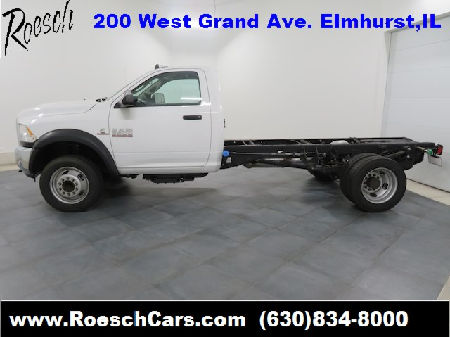 2017 Ram 5500 Regular Cab DRW 4x2,  Cab Chassis #13183 - photo 8