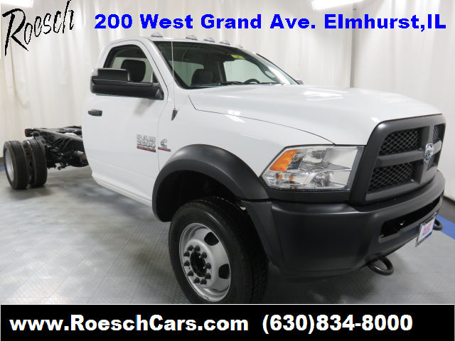 2017 Ram 5500 Regular Cab DRW, Cab Chassis #13471 - photo 3