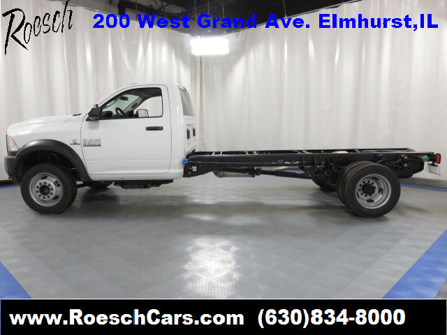 2017 Ram 5500 Regular Cab DRW, Cab Chassis #13471 - photo 7