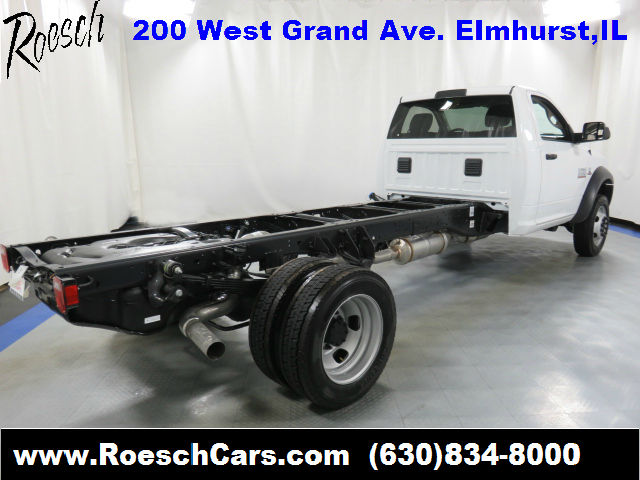 2017 Ram 5500 Regular Cab DRW, Cab Chassis #13471 - photo 4