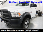 2017 Ram 5500 Regular Cab DRW, Cab Chassis #13471 - photo 1