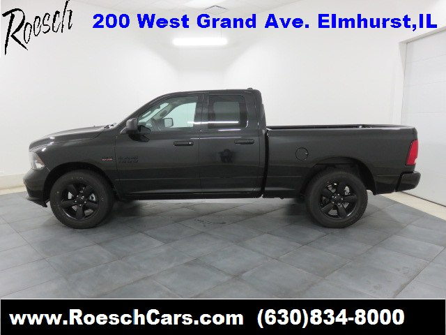 2018 Ram 1500 Quad Cab 4x4, Pickup #14895 - photo 9