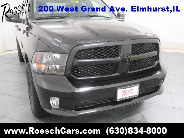2018 Ram 1500 Quad Cab 4x4, Pickup #14895 - photo 6