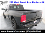 2018 Ram 1500 Quad Cab 4x4, Pickup #14895 - photo 2