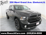 2018 Ram 1500 Quad Cab 4x4, Pickup #14895 - photo 4