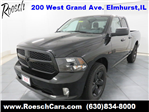 2018 Ram 1500 Quad Cab 4x4, Pickup #14895 - photo 1