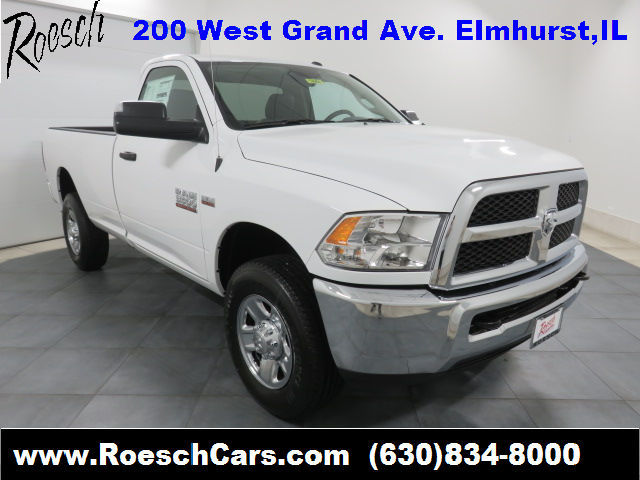 2018 Ram 3500 Regular Cab 4x4 Pickup #14960 - photo 3