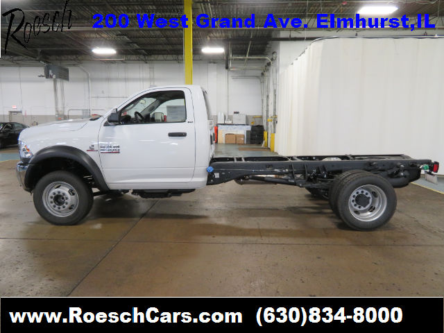 2018 Ram 4500 Regular Cab DRW,  Cab Chassis #14971 - photo 6