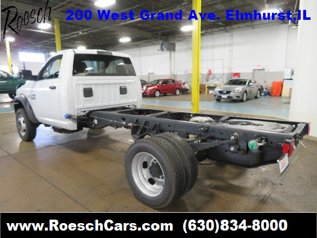 2018 Ram 4500 Regular Cab DRW,  Cab Chassis #14971 - photo 2