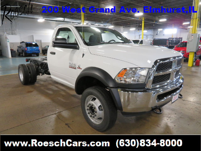 2018 Ram 4500 Regular Cab DRW,  Cab Chassis #14971 - photo 3