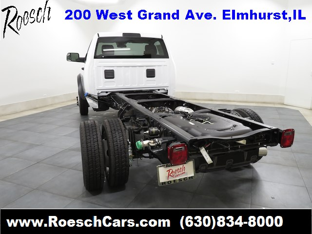 2018 Ram 4500 Regular Cab DRW Cab Chassis #15170 - photo 2