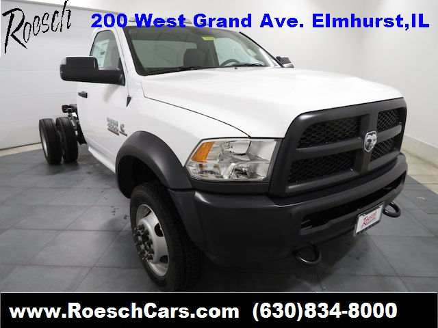 2018 Ram 4500 Regular Cab DRW Cab Chassis #15170 - photo 3