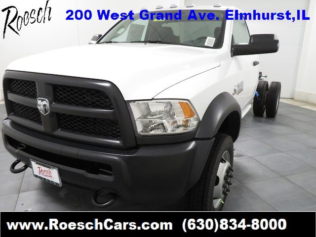2018 Ram 4500 Regular Cab DRW Cab Chassis #15170 - photo 1
