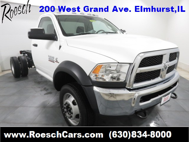 2018 Ram 4500 Regular Cab DRW, Cab Chassis #15192 - photo 3
