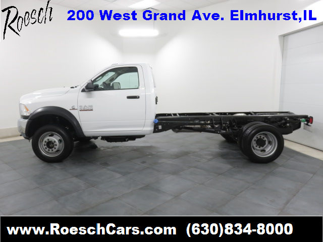 2018 Ram 4500 Regular Cab DRW, Cab Chassis #15192 - photo 7