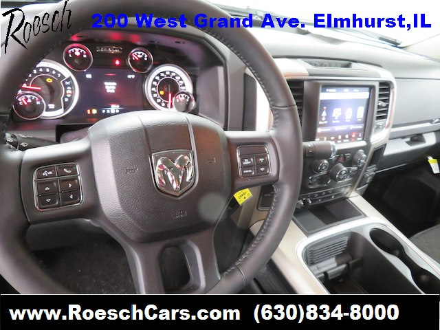 2018 Ram 2500 Crew Cab 4x4, Pickup #15442 - photo 14