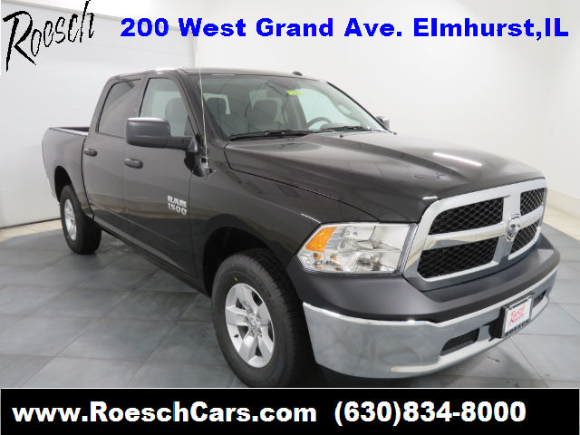 2018 Ram 1500 Crew Cab 4x4, Pickup #15502 - photo 3