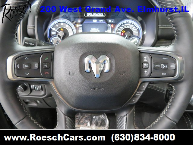 2019 Ram 1500 Crew Cab 4x4, Pickup #15849 - photo 19