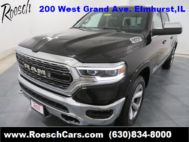 2019 Ram 1500 Crew Cab 4x4, Pickup #15849 - photo 7