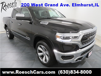 2019 Ram 1500 Crew Cab 4x4, Pickup #15849 - photo 1