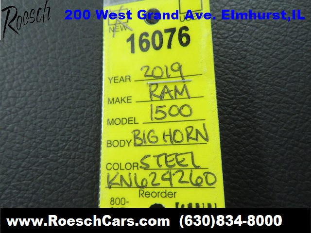 2019 Ram 1500 Crew Cab 4x4,  Pickup #16076 - photo 36