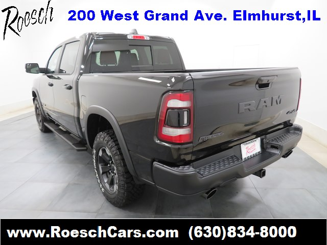 2019 Ram 1500 Crew Cab 4x4,  Pickup #16141 - photo 2