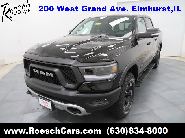 2019 Ram 1500 Crew Cab 4x4,  Pickup #16141 - photo 1