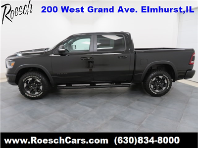 2019 Ram 1500 Crew Cab 4x4,  Pickup #16141 - photo 11