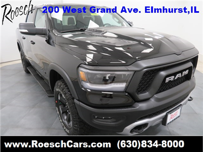 2019 Ram 1500 Crew Cab 4x4,  Pickup #16141 - photo 4