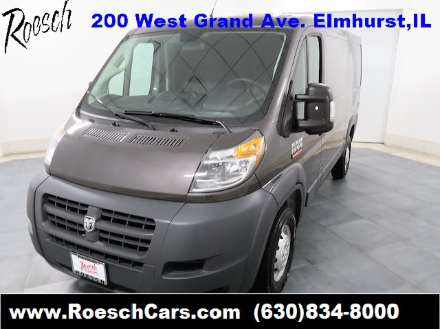 2018 ProMaster 1500 Standard Roof FWD,  Empty Cargo Van #16291 - photo 1