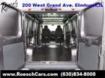 2018 ProMaster 1500 Standard Roof FWD,  Empty Cargo Van #16291 - photo 2