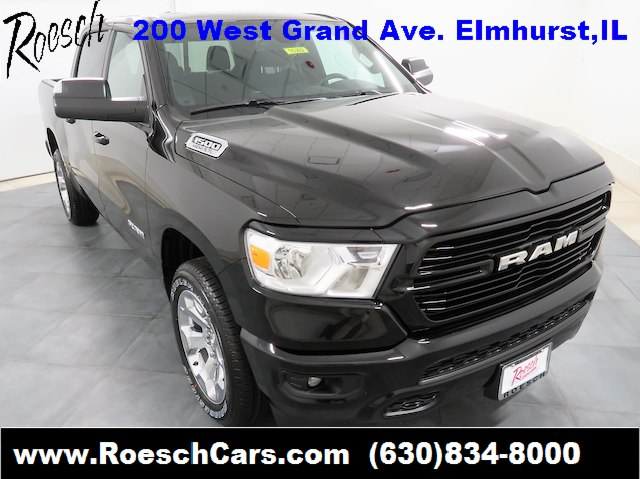 2019 Ram 1500 Crew Cab 4x4,  Pickup #16302 - photo 3